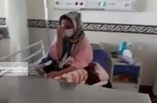 ارتباط زنده با حرمرضوی برای بیماران بستری مبتلا به کرونا در بیمارستانشریعتی مشهد