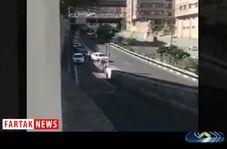ابتکار جالب پلیس تهران، زرنگ بازی موقوف!+فیلم