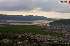 طبیعت زیبای مریوان. استان کردستان