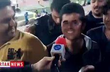هدیه منصوریان به مدعیان!+ فیلم